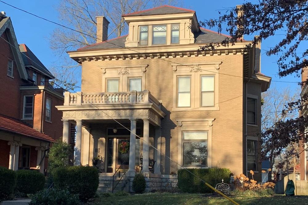 Slate Roof Repair Near Cherokee Park, Louisville, KY 40204